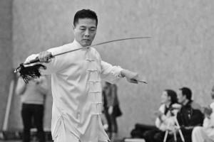 Sing Tran épée chen