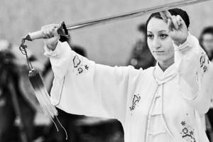 Stéphanie épée chen