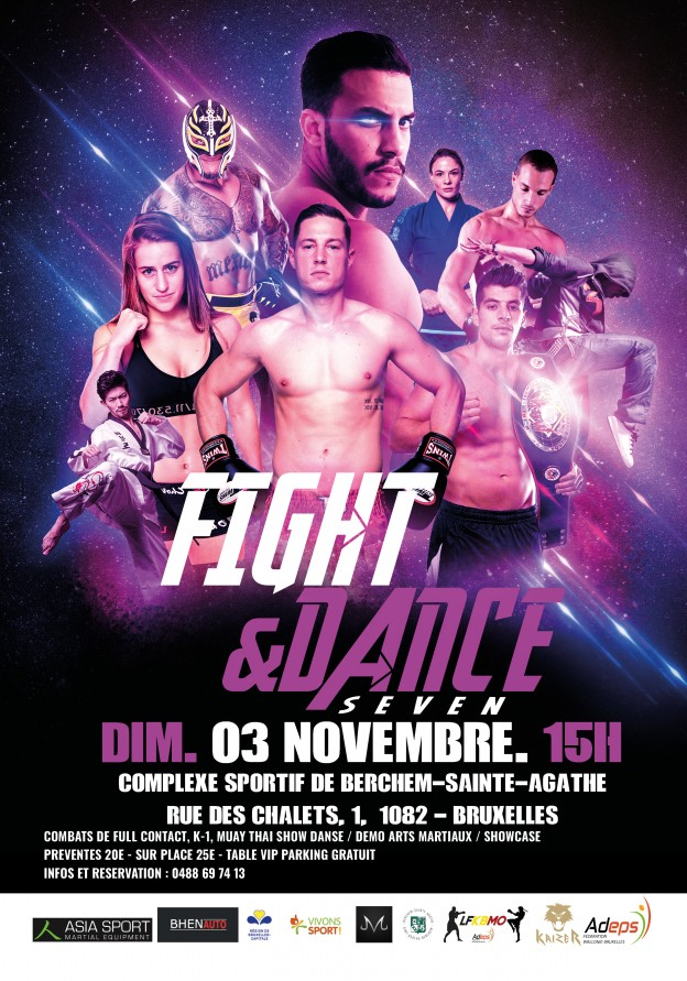 Fight & Dance 7